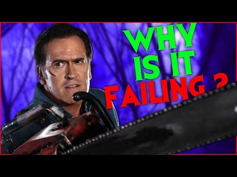 Why Ash vs. Evil Dead is Cancelled.