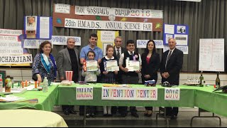 HMADS: The 28th Annual Science Fair 2016