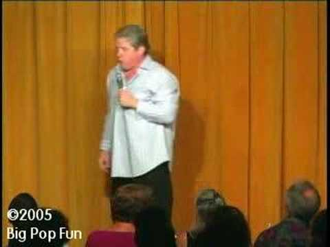Kneepads (Tom Wilson Stand-up Comedy)