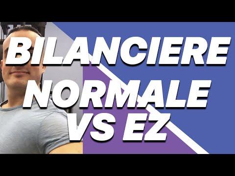 Aumentare Massa Muscolare: meglio Bilanciere normale o EZ?