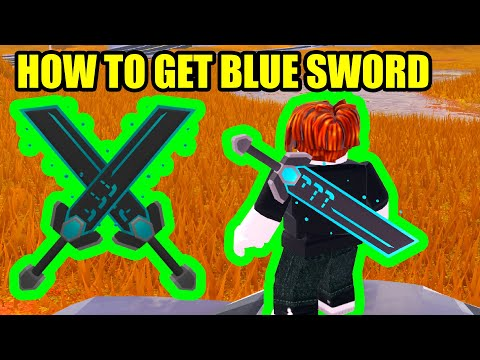 HOW to GET the BLUE SWORD RB Battles Roblox