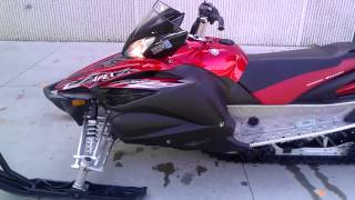 9. 2011 Yamaha Apex