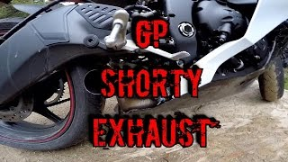 5. Radiant Cycles Shorty GP Exhaust - 2014 Yamaha R6