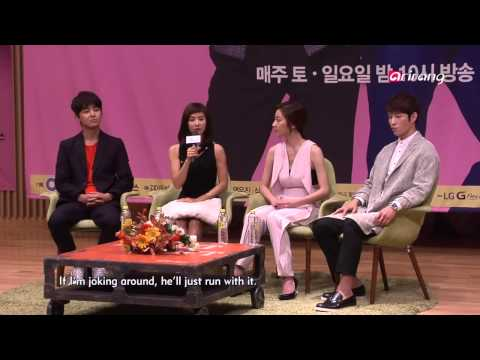 "Showbiz Korea-″DIVORCE LAWYER IN LOVE″ PRESS CONFERENCE   ""이혼 변호사는 연애"