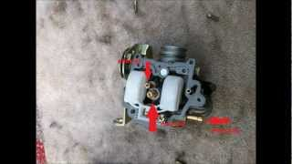 9. Scooter Carburetor adjustment