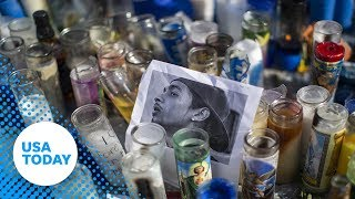 Mourners Hold A Vigil For Nipsey Hussle   USA TODAY