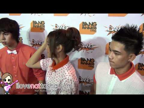 Nat Peach Earth At Bang Award [31/05/2011]