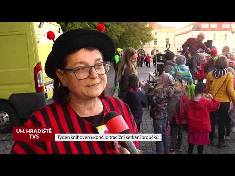 TVS: Deník TVS 8. 10. 2018