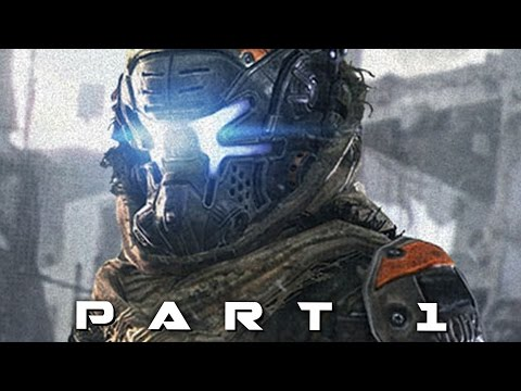 TITANFALL 2 Walkthrough Gameplay Part 1 - Pilot (Campaign) (видео)