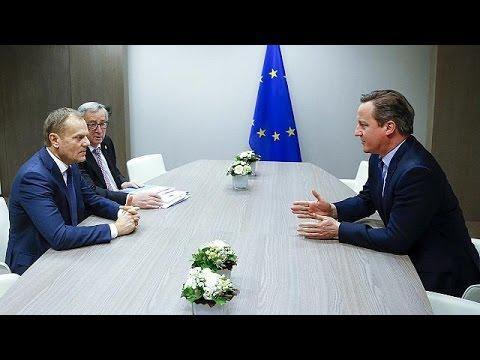 Brexit και μεταναστευτικό στην ατζέντα της Συνόδου Κορυφής της ΕΕ