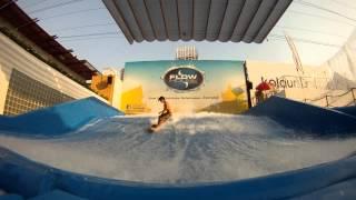 Flow House Bangkok - Surfing Skills - GoPro Surfing