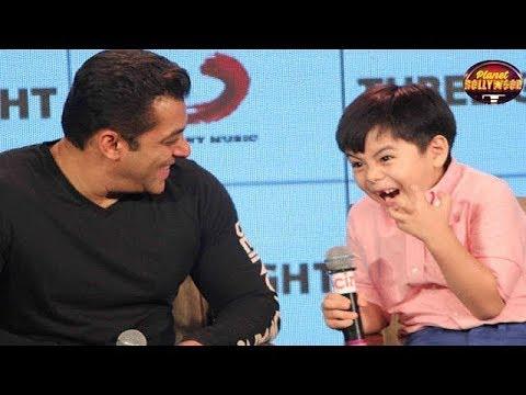 Salman Khan's Sweet Gesture For Matin Rey Tangu &