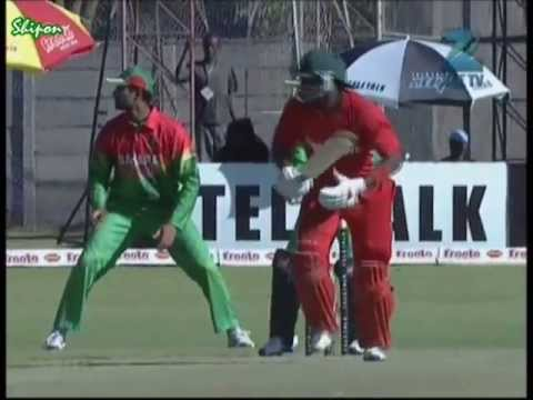 1st - Extended Highlights of 1st ODI Bangladesh vs Zimbabwe (04.05.13): Includes batting highlights of both innings.