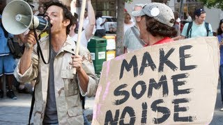 How To Make The World Hear Your Protest