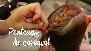 Penteados de carnaval