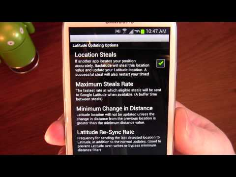 Video of Backitude GPS Location Tracker