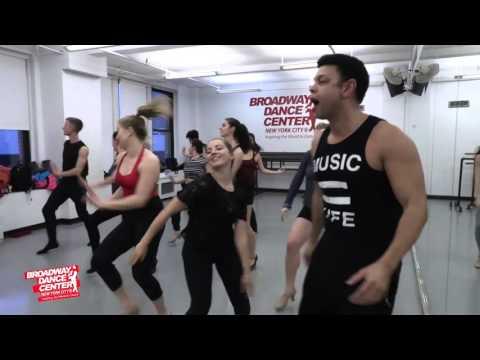 CLASS FOOTAGE|Nicola Hughes - 'Le Jazz Hot!' - Victor Victoria|Choreographed by Lane Napper|#bdcnyc