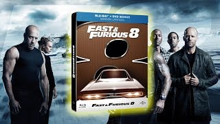 Nonton Unboxing Fast   Furious 8   Steelbook Blu Ray Film Subtitle Indonesia Streaming Movie Download