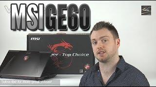 MSI GE60 2PE Apache Pro Review [HD]