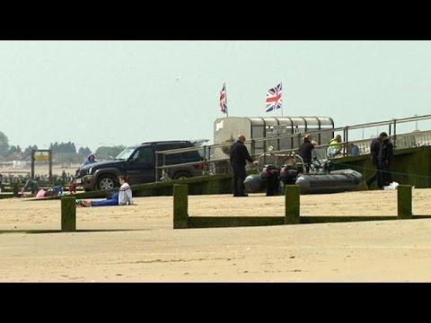 Νέα διάσωση μεταναστών στις ακτές της Βρετανίας
