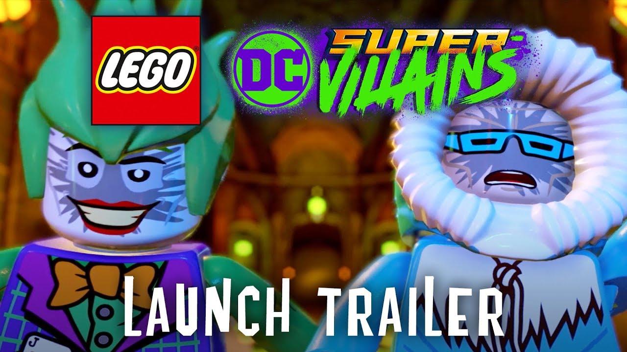 Lego DC Super Villians Çıkış Videosu Yayınlandı resimi