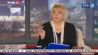 Krystyna Pawłowicz przeciśnięta danymi nt. pozyskanych przez Polskę funduszy unijnych dostaje szału.