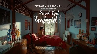 Video TNB Raya 2018 - Rumah Epik Fantastik MP3, 3GP, MP4, WEBM, AVI, FLV Oktober 2018