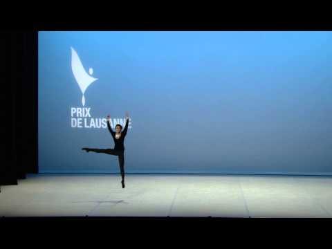 Mitsuru Ito - 2015 Prix de Lausanne Prize Winner - Classical variation