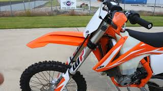 2. $10,599:   2018 KTM 350 XC-F Overview and Review