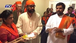 Lake Wales (FL) United States  city photos gallery : Sai Paduka Yatra 4th Day In Lake Wales | Florida | Shirdi In America | TV5 News