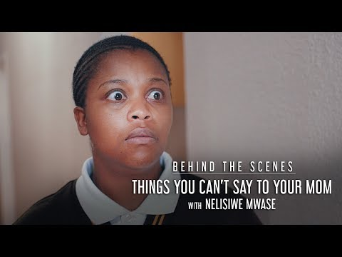 Things You Can't Say to A Black Mom 1 (Episode 19) | Behind The Scenes