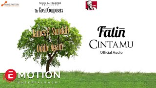 Video Fatin - Cintamu (Official Audio) MP3, 3GP, MP4, WEBM, AVI, FLV Februari 2018