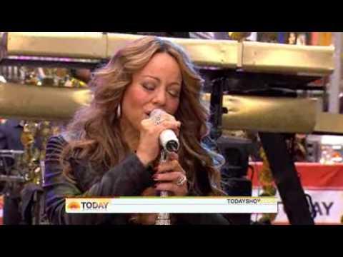 Mariah Carey - H.A.T.E.U.  ( Live Today Show 10/02/2009 )