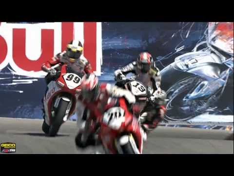 2013 AMA PNG SuperBike Championship highlights