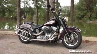 9. Used 2006 Harley Davidson Heritage Softail Motorcycles for sale