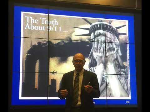 Richard Gage: 9/11 Truth and Justice