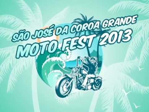 VT SÃO JOSÉ DA COROA GRANDE MOTO FEST