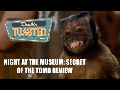 video review - In this third film (hey, it's a trilogy now!) the exhibits who come to life at night travel to London to repair the tablet containing their magic. Taken from our live video streaming movie...