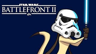 TRYING to Play Star Wars Battlefront II in 2019 by SkulShurtugalTCG