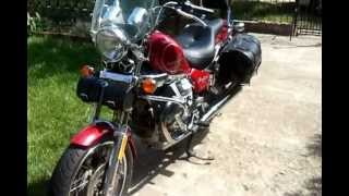 10. Moto Guzzi Nevada Club 750