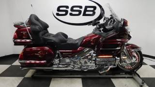 6. 2004 Honda GL1800 Goldwing ABS– used motorcycles  for sale– Eden Prairie, MN