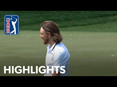 Tommy Fleetwood highlights   Round 1   THE PLAYERS 2019