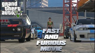 Nonton GTA 5 FAST AND FURIOUS THE MOVIE - THA PROLOGUE Film Subtitle Indonesia Streaming Movie Download