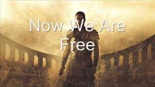 Video Now We Are Free [Lyrics + English Translation 4K] Gladiator Soundtrack - Hans Zimmer & Lisa Gerrard MP3, 3GP, MP4, WEBM, AVI, FLV November 2018