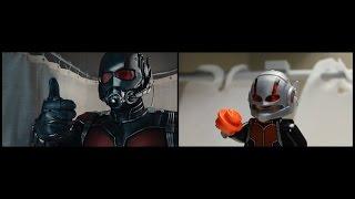 Video Ant-Man Lego Trailer Side-by-side Comparison MP3, 3GP, MP4, WEBM, AVI, FLV Juli 2018