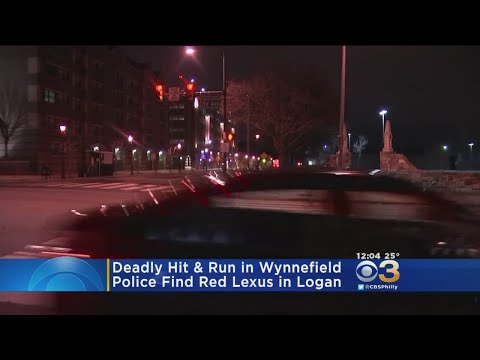 Police Search For Driver After Deadly Hit-And-Run Accident In Wynnefield