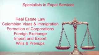 Welcome to Sandra Maria Serna Toro Expat Legal Services