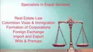 Welcome to Sandra Maria Serna Toro Expat Legal Services