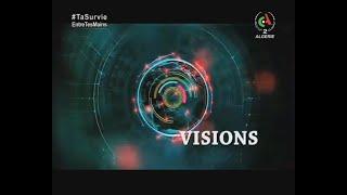 VISIONS reçoit Mustapha Haddam  | 02-06-2021 Canal Algérie
