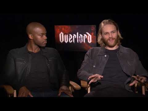 Overlord: Interview with Jovan Adepo and Wyatt Russell